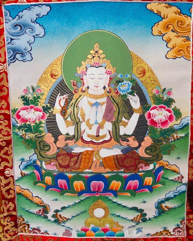 Avalokitesvara (Chenrezig)